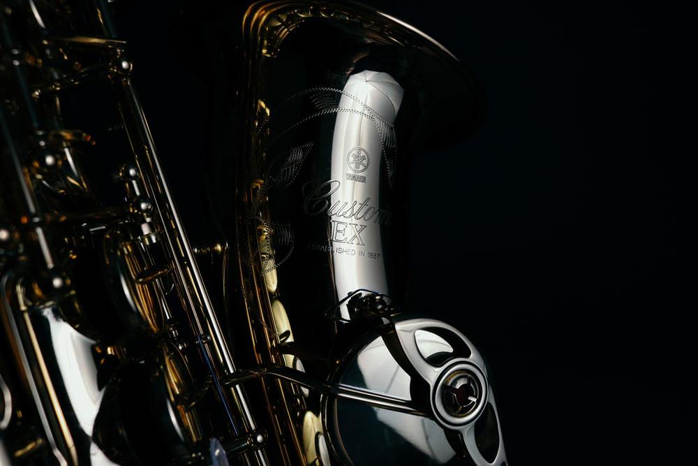 Yamaha Custom Ex, a popular choice for professors