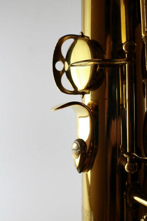 Ishimori Woodstone Type 1 Thumb Hook for Saxophone in Gold Plate