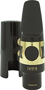 Meyer Rubber Tenor Saxophone Mouthpiece