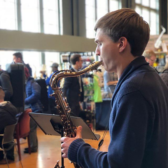 #TMCustomTenors #tenormadness #saxophone