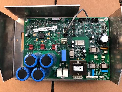 REPAIR SERVICE - Nautilus motor control circuit board p/n 41387