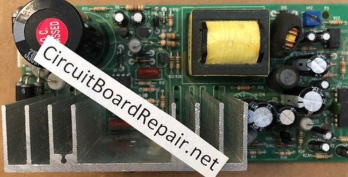 REPAIR SERVICE - BH Fitness - R8 - brake motor controller - R8-016