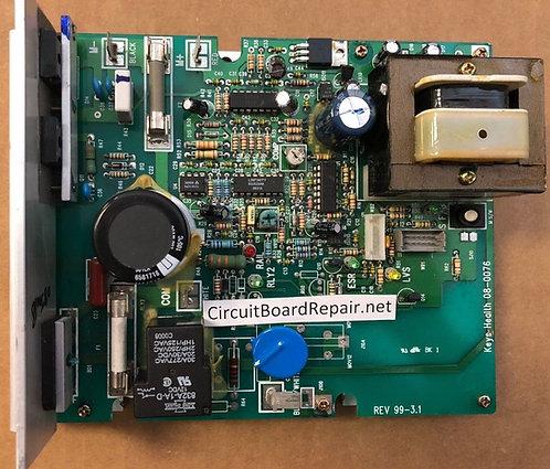 Repair service - Keys / Alliance / Health Trainer / 08-0014 / 08-0076