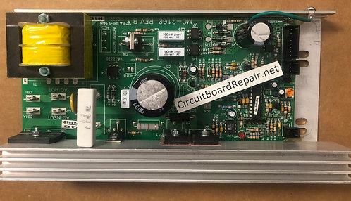 REPAIR SERVICE - MC2100-12A, MC2100-12