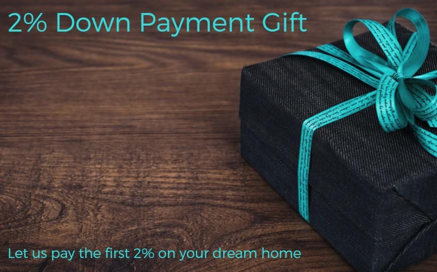 2% Down Payment Gift | Logan Utah Home Loans