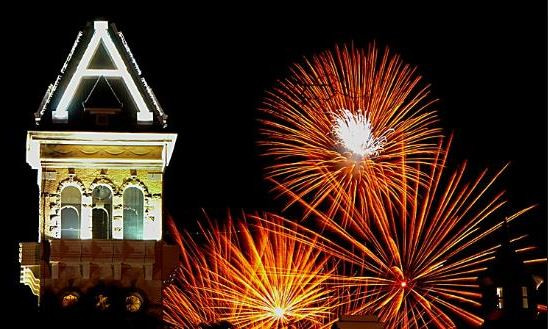Things to do in Logan this weekend| Fireworks at USU