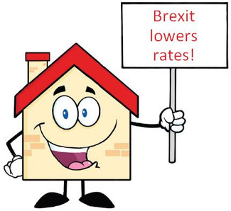 Brexit Offers Brief Opportunity to Lower Mortgage Interest Rates