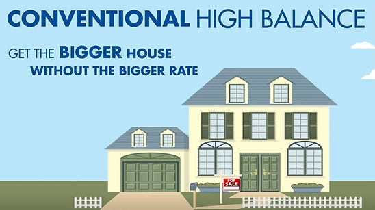 Conventional loan for big homes | Jumbo Alternative | Mortgage Company in Utah