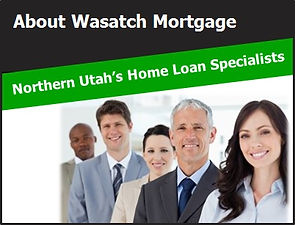 Learn more about Northern Utah's Home Loan Specialists - Wasatch Mortgage Solutions | Logan Ut home loans