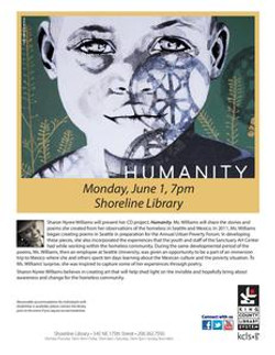 Website Humanity Flyer Shoreline
