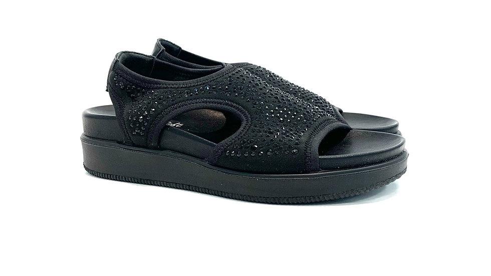 Porto-sandalo elasticizzato