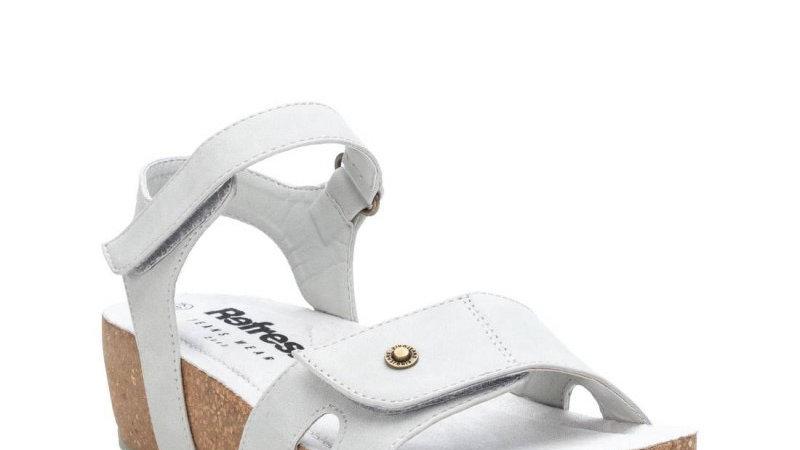 Anna-sandalo zeppa