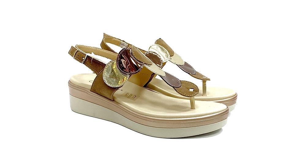 Penny2- sandalo cinzia soft