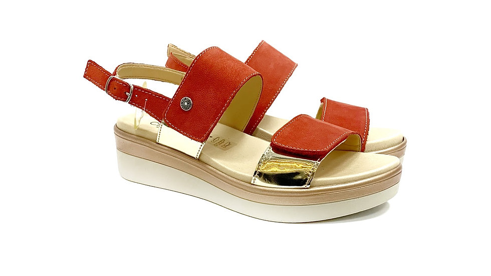 Penny- sandalo cinzia soft