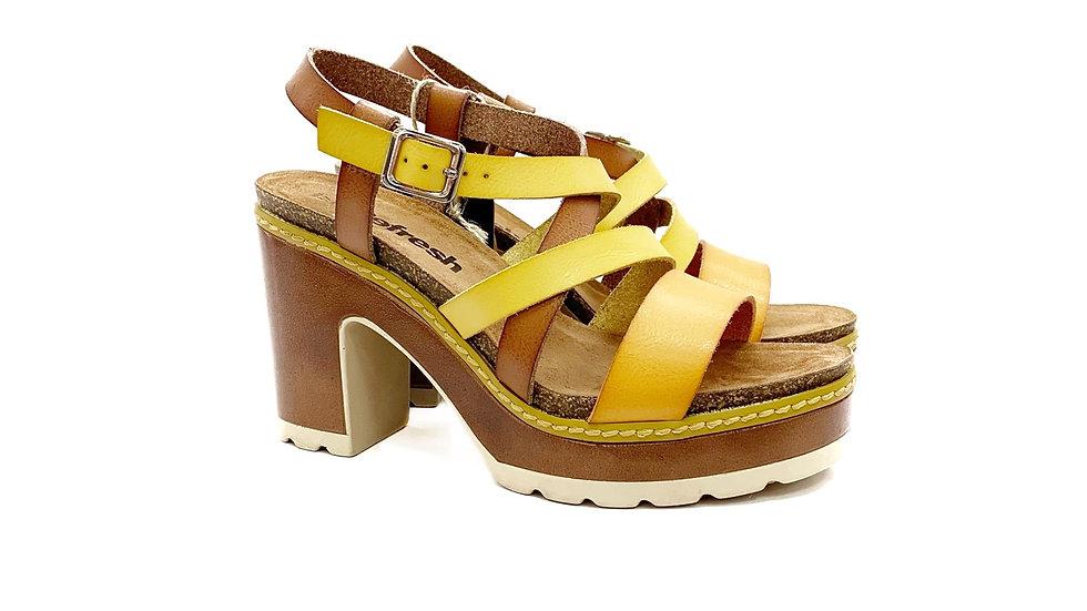 Linda-sandalo intrecciato