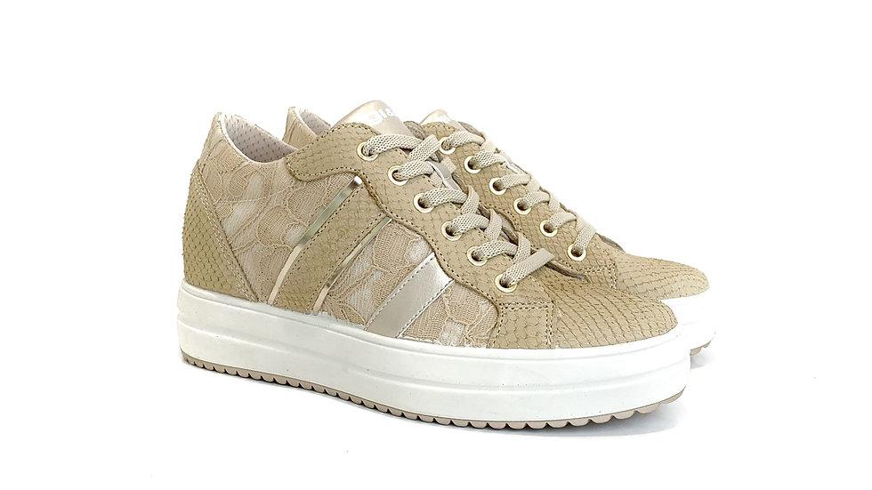 Daria-Sneakers zeppa interna Igi&Co