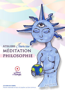 Ateliers de méditation et philosophie pour enfants, ados, adultes