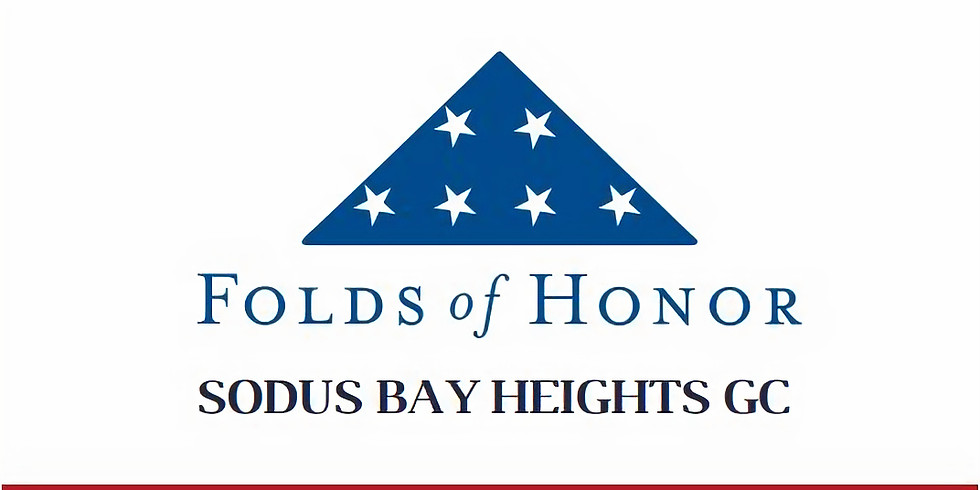 FOLDS OF HONOR - PATRIOT GOLF DAY AT SBHGC
