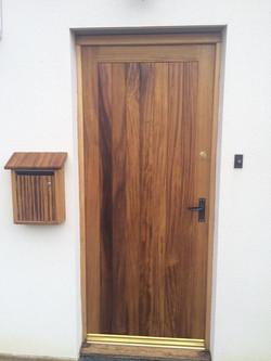 Door & Letterbox