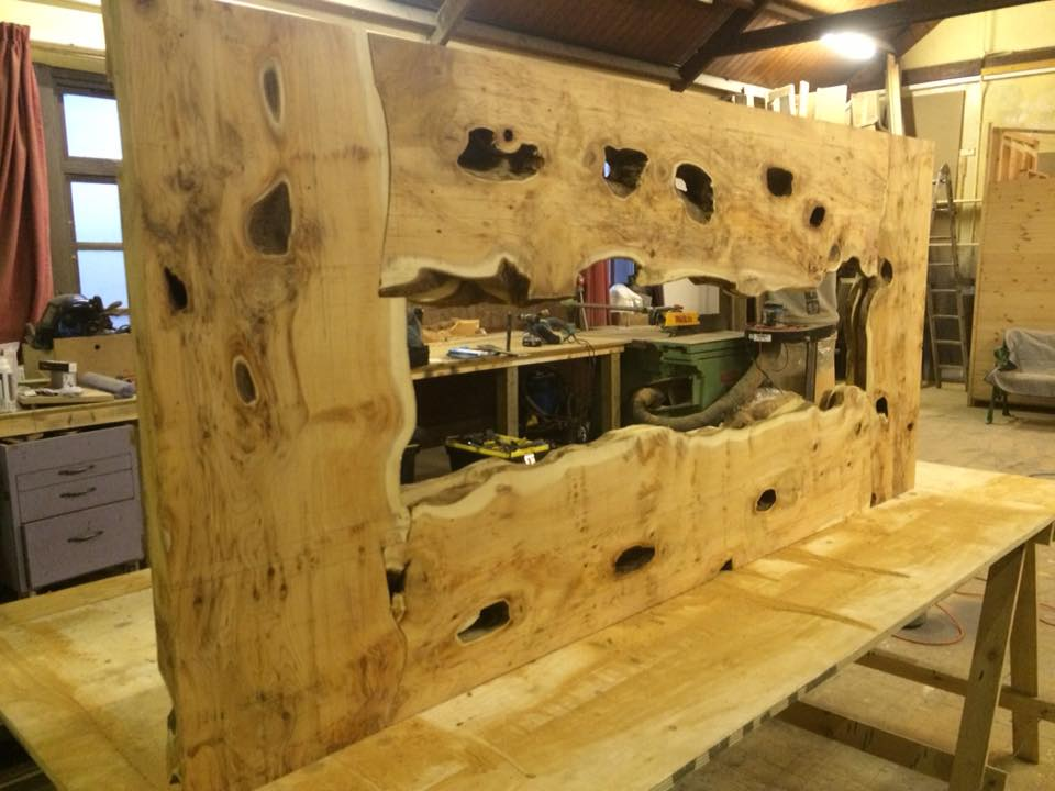 Our door construction