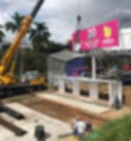 Proyectos Comerciales contenedores