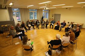 Svenskt Dialogmöte den 12-13 november