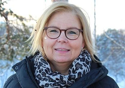 Pernilla Ahlström Verksamhetschef inom Stöd, vård och omsorg