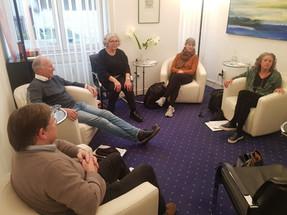 Arbetsgrupp för Professionell Dialog