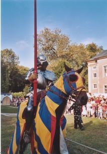 Joute équestre et historique