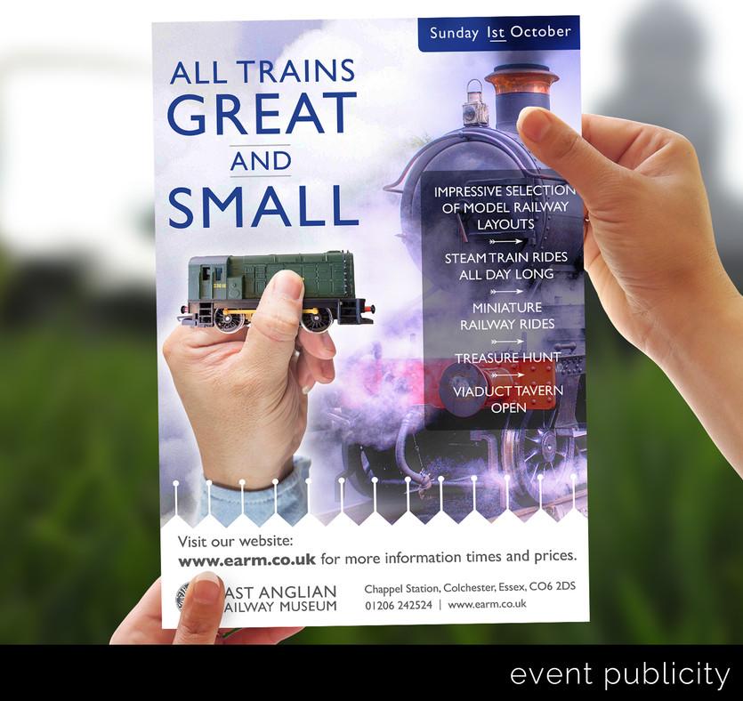 Publicity campaigns...