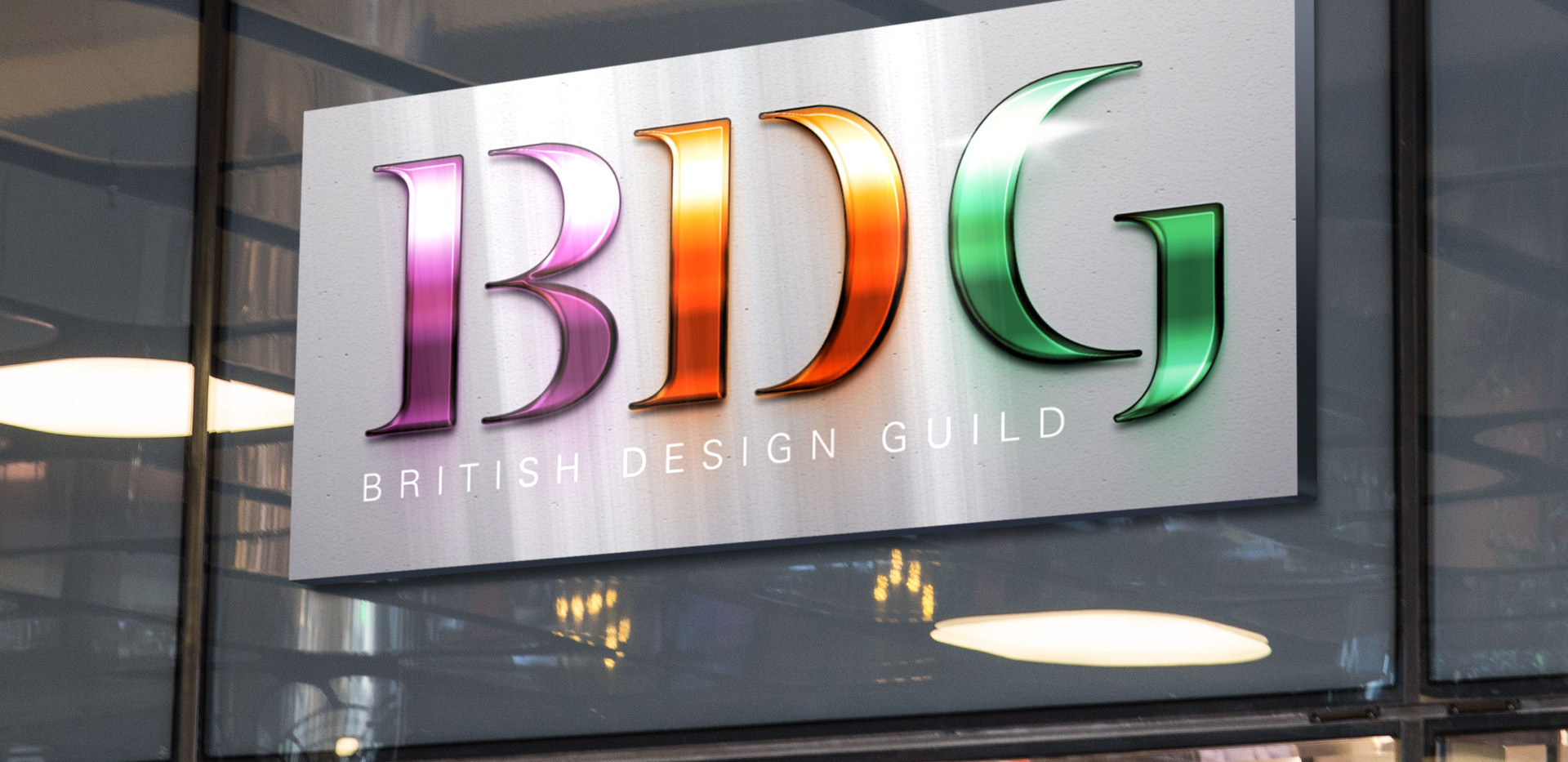 3D Signage & branding.._