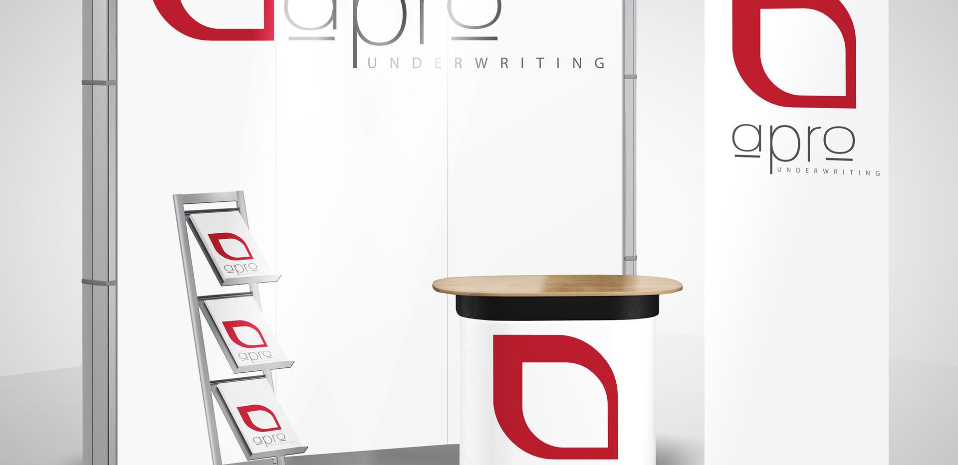 Branding _ pop-up displays.._