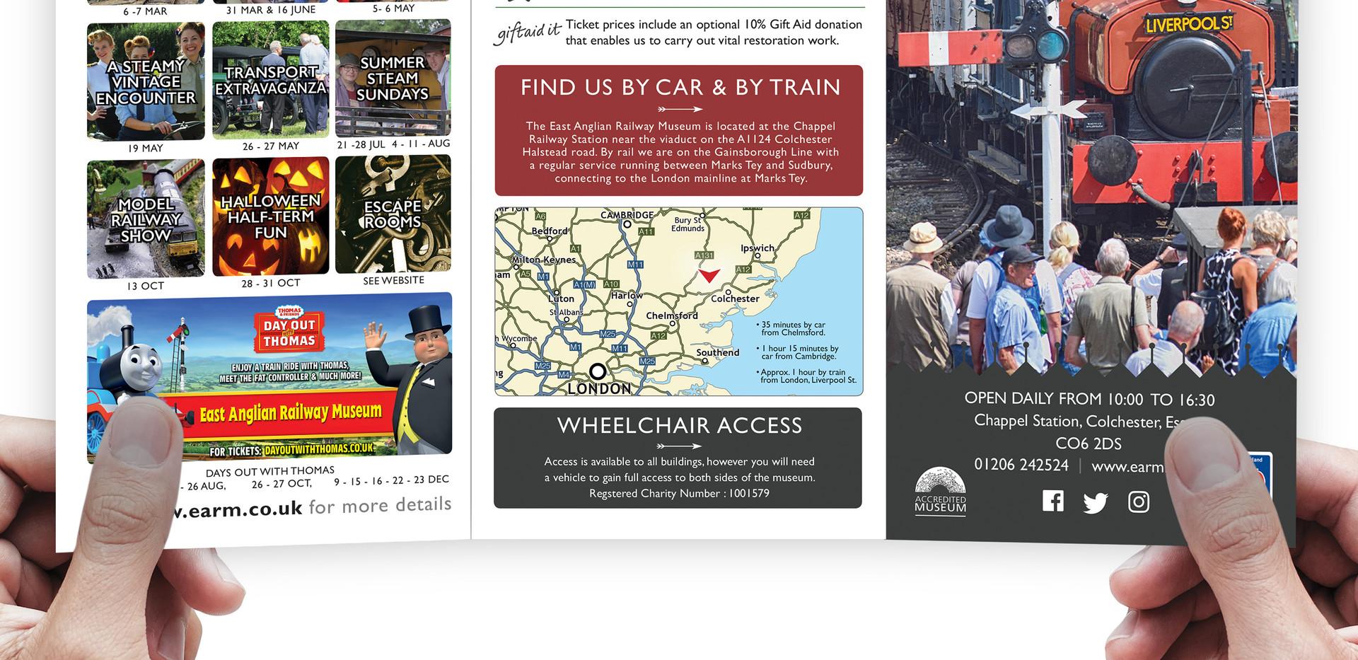Publicity leaflets.._
