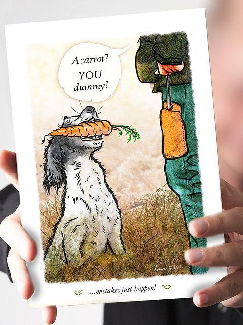 """Ref 42 – """"A Carrot?"""""""