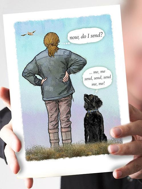 Ref 67 - 'do I send?' – Black Spaniel