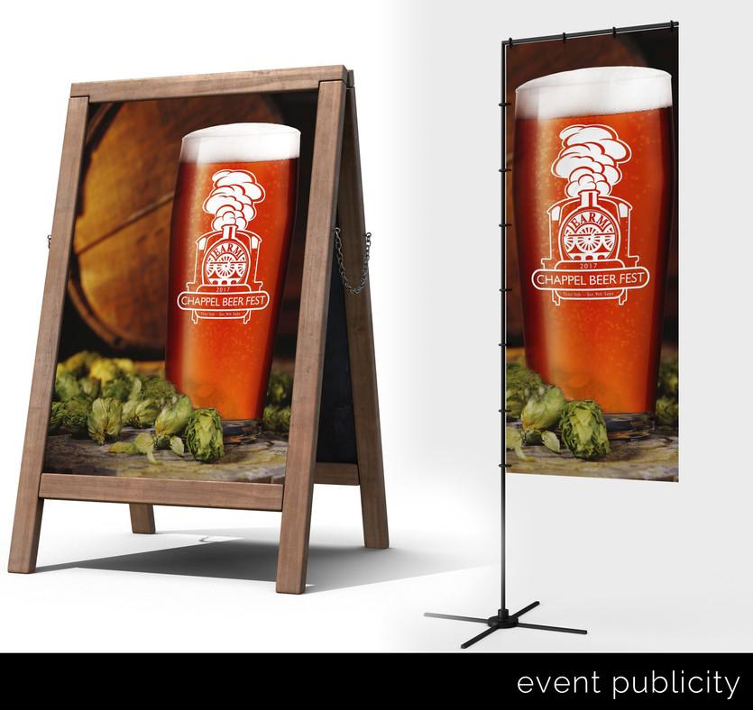 Event publicity.._