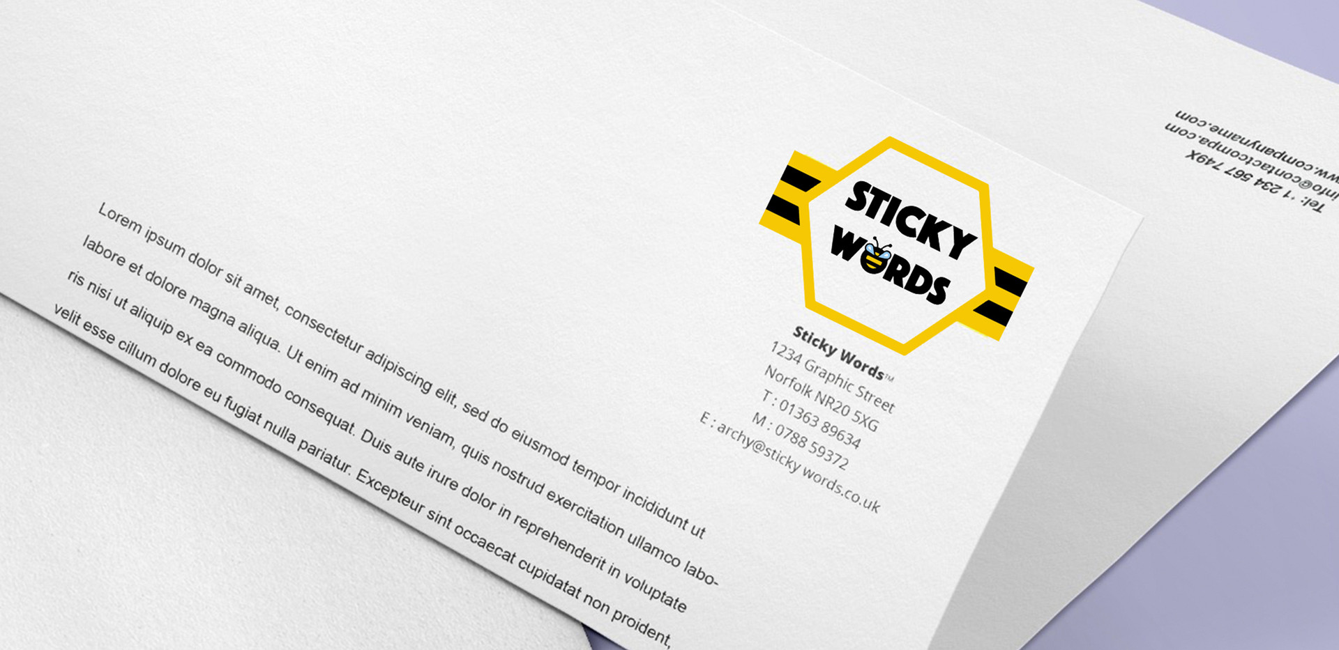 Stationery design.._