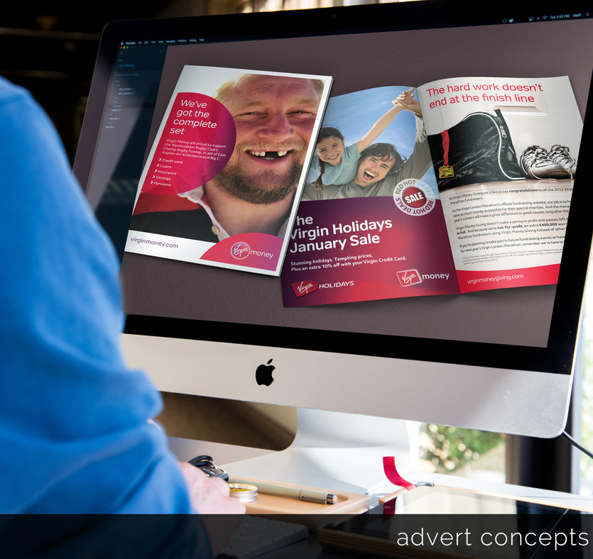 Publicity leaflet design.._