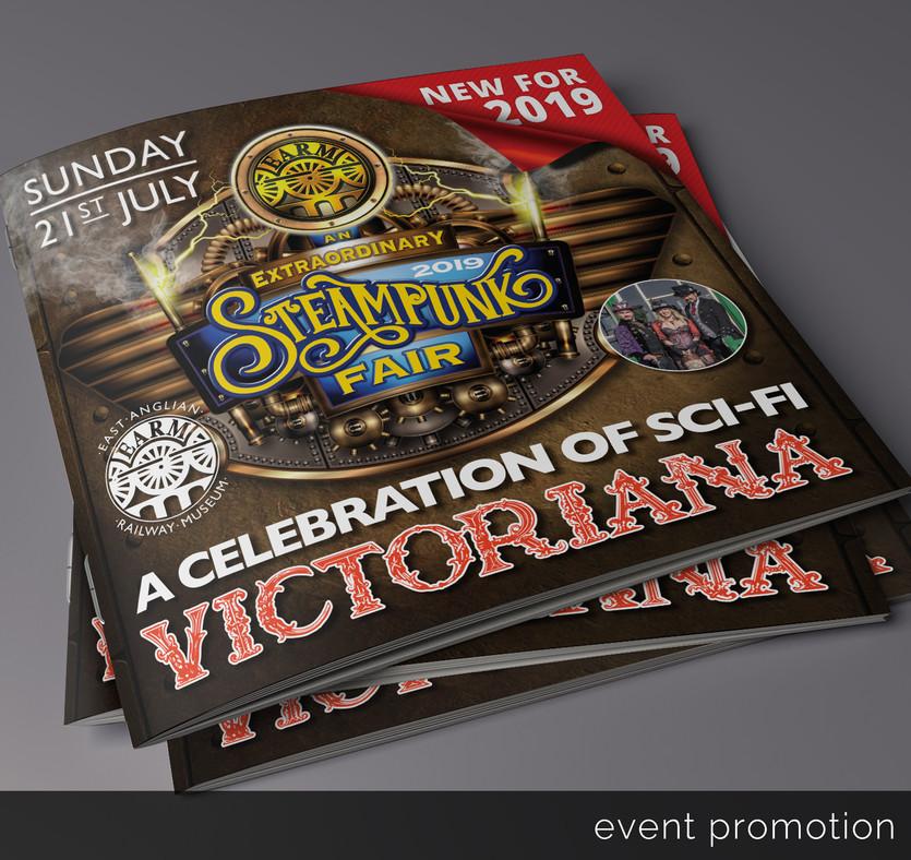 Publicity brochures.._