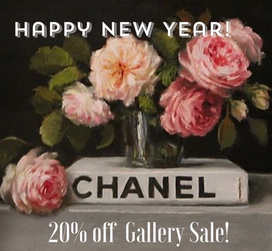 Happy New Year!!! Gallery Sale
