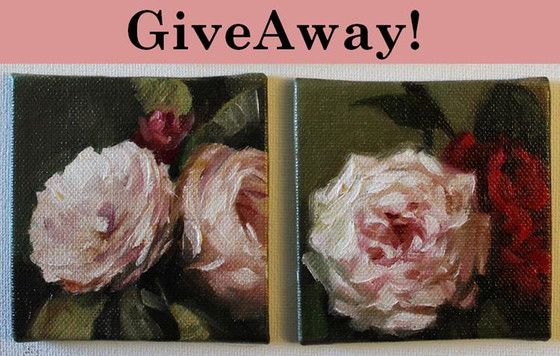 July Give-Away: Pieces of Fantin Latour