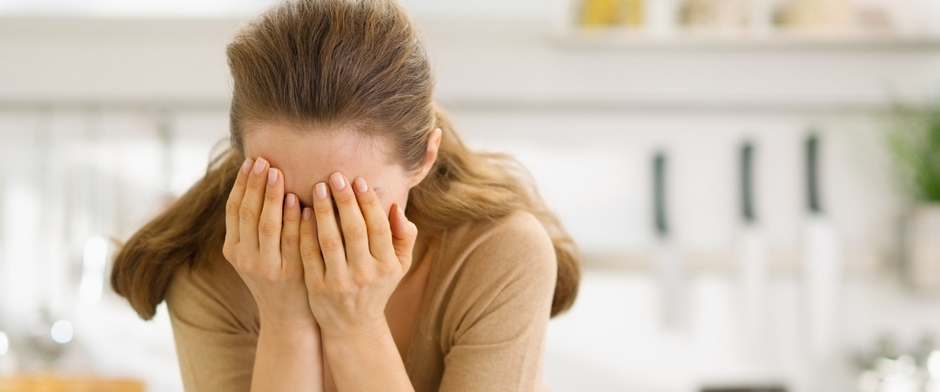 Stress may cause thyroid disease
