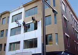 pintura e revestimento de fachada