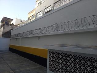 Muro dos Fundos