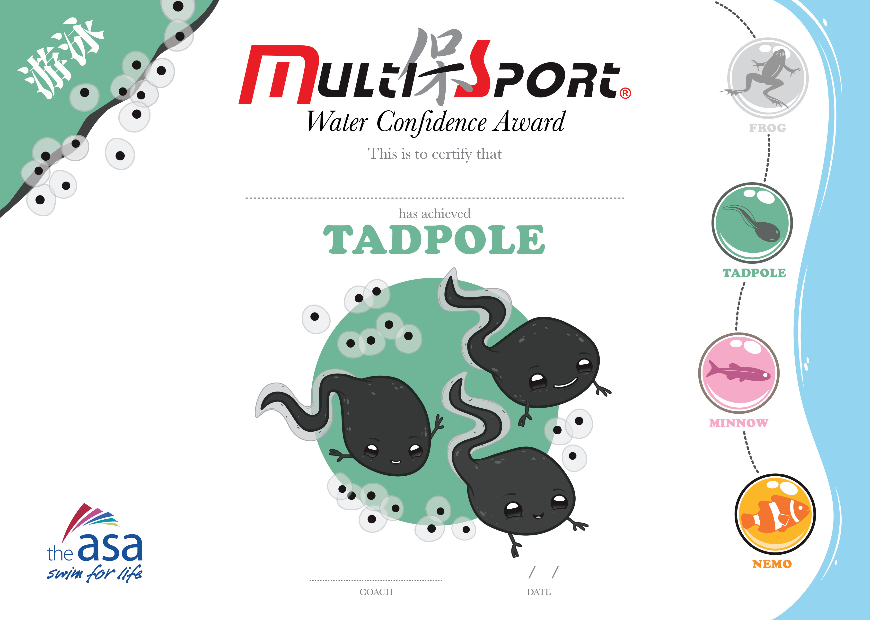 MULTISPORT(tadpole)
