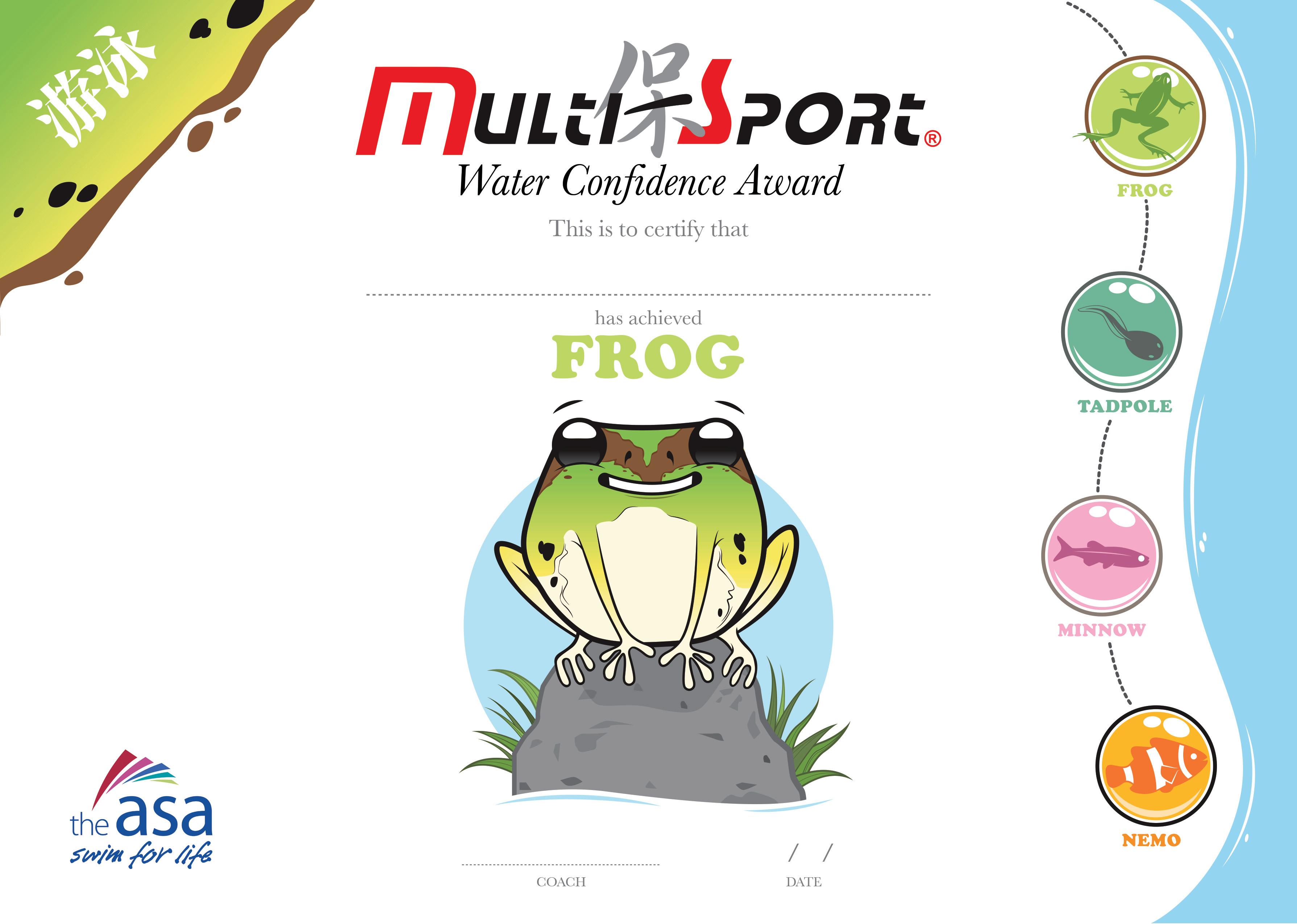 MULTISPORT(frog)
