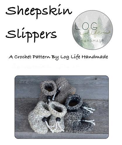 Slipper Pattern Bundle (digital download)