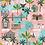 "Thumbnail: Bespoke ""Hibiscus Haven"" Brisbane A1 customised illustrated map."