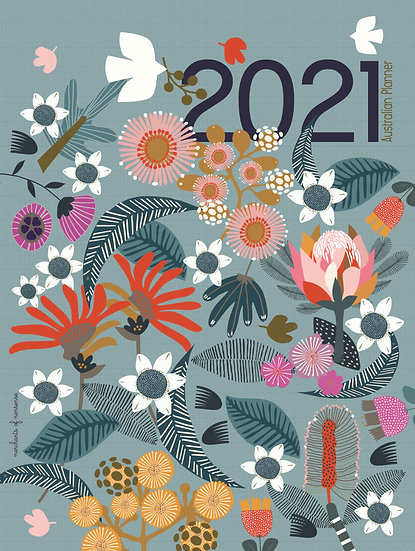 2021 Large Family Planner