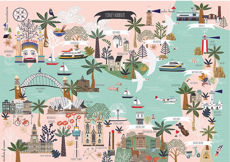 Sydney Bridge Walk